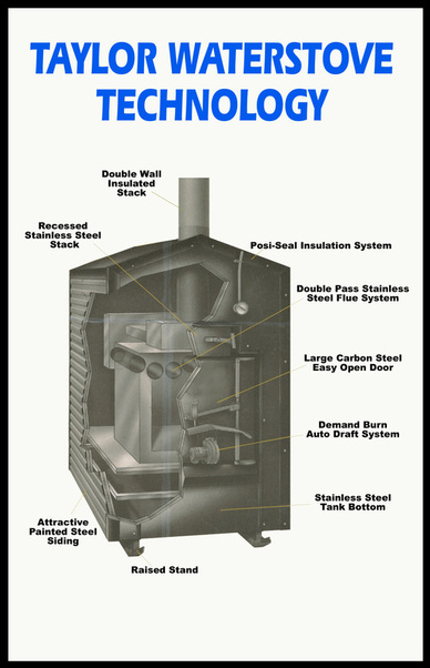 Taylor Waterstove Taylor Manufacturing Inc